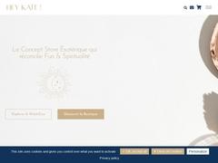 Hey Kate ! Boutique ésotérique en ligne | Fun et Spiritualité