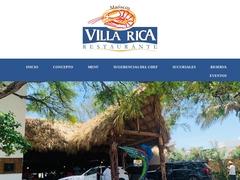 Restaurante Pescados Mariscos-  Mariscos Villa Rica