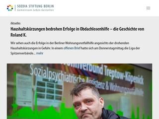Vorschaubild der Webseite von Kindertagesstätte Farbklecks