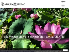 Jardin des Nénuphars Latour-Marliac
