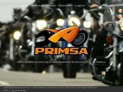 Agencias Talleres Motocicletas - PRIMSA