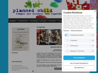 Vorschaubild der Webseite von Kindergarten Friedrichshainer Pünktchen