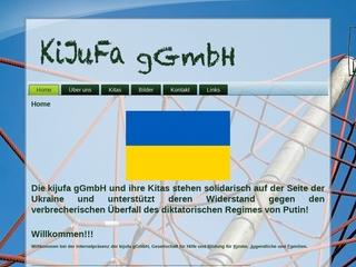 Vorschaubild der Webseite von Kindertagesstätte Quatschköpfe