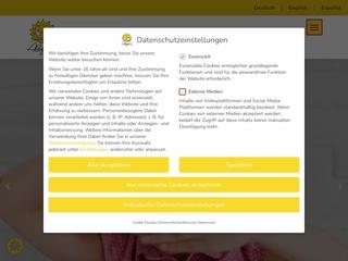 Vorschaubild der Webseite von Kindergarten Alegria