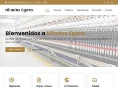 Hilo Industrial - Hilados Egara