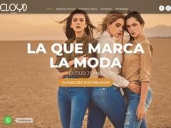 Manufactura Ropa - Cloud Jeans