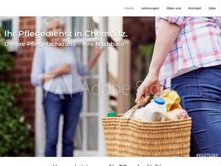 Vorschaubild der Webseite von Hauskrankenpflege Biene