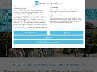 Vorschaubild der Webseite von Gymnasium Schkeuditz - Außenstelle Haus Markranstädt