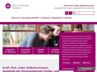 Vorschaubild der Webseite von Kindertagesstätte Haus der Talente
