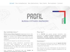 Profil-be Sarl - (38)# - B.E Ing Machines Spéciales