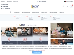 Manufactura Ropa - Uniformes Lazzar
