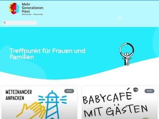 Vorschaubild der Webseite von MGH Mütterzentrum Mössingen e.V.
