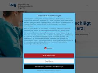 Vorschaubild der Webseite von Altenpflegeschule Bergstraße e. V.