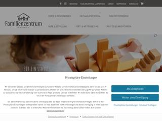 Vorschaubild der Webseite von Frauen- und Familienzentrum Bensheim e.V.