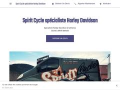 Spirit Cycle specialiste Harley Davidson et Royal Enfield
