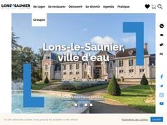 Office de Tourisme de Lons-le-Saunier