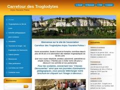 Carrefour des Troglodytes Anjou Touraine Poitou