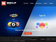 miniclip games