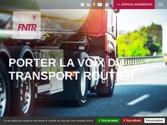 FNTR: Fédération Nationale des Transports Routiers