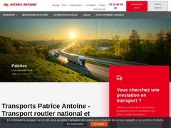 Transport routier de marchandise, Transporteur International ...