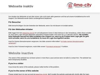 Vorschaubild der Webseite von Schule zur Lernförderung Radeberg