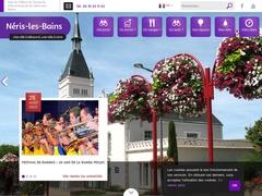Néris-les-Bains Office de Tourisme
