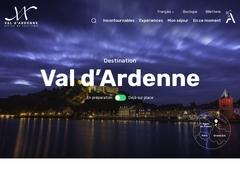 Val d'Ardenne tourisme