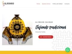 Manufactura - Textiles el Rosario