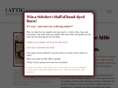The Attic Needlwork shop