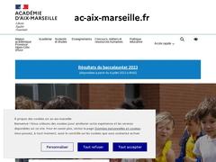 Académie Aix - Marseille