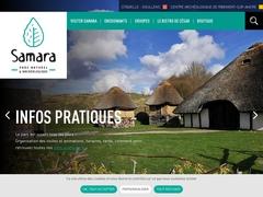 Le parc de Samara | Parc archéologique en Picardie