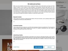 Empresas Negocios - Marchon Eyewear