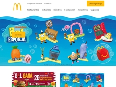 Restaurante Hamburguesas - McDonald's