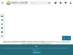 Office de Tourisme Ardèche des Sources et Volcans