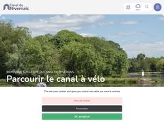 Officiel du tourisme sur le Canal du Nivernais