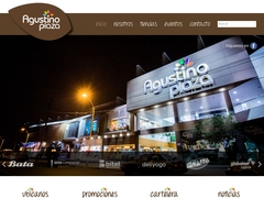 Centros Comerciales - Agustino Plaza Perú