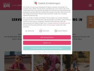 Vorschaubild der Webseite von Haus für Kinder Neubiberg