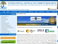 INTERNATIONAL JOURNAL OF CURRENT RESEARCH