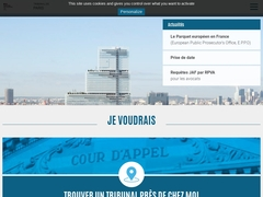 Tribunal d'instance de Paris