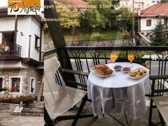 Ξενοδοχείο Λιγκέρι - Village of Elati - Βουνά Πίνδου - Τρίκαλα