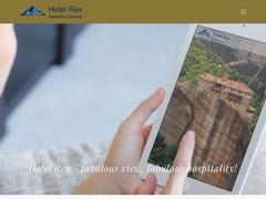 Rex Hôtel - Kalambaka - Trikala - Thessalie