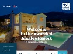 Trapezaki - Ideales Resort - Moussata
