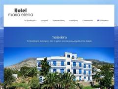 Maria Elena Hotel - Agios Kyrikos