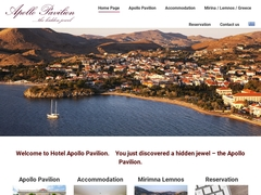 Apollo Pavilion - Myrina