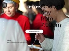 Pallas restaurant - Akti Tompazi