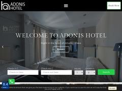 Adonis Hotel - Plaka district - Athens