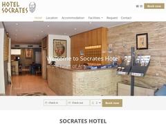 Socrates Hôtel (ancien Nana) - Gare  de Larissa - Athènes
