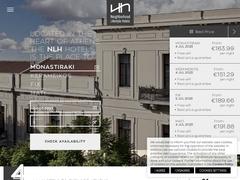 NLH Fix Hotel - Near Athens City Center - Koukaki