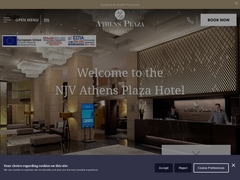 N.J.V. Athens Plaza Hotel - Πλήρης Πόλη - Πλατεία Συντάγματος