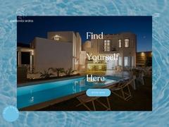 Anemomiloi Studios - 3 Keys Hotel - Chora - Andros - Cyclades